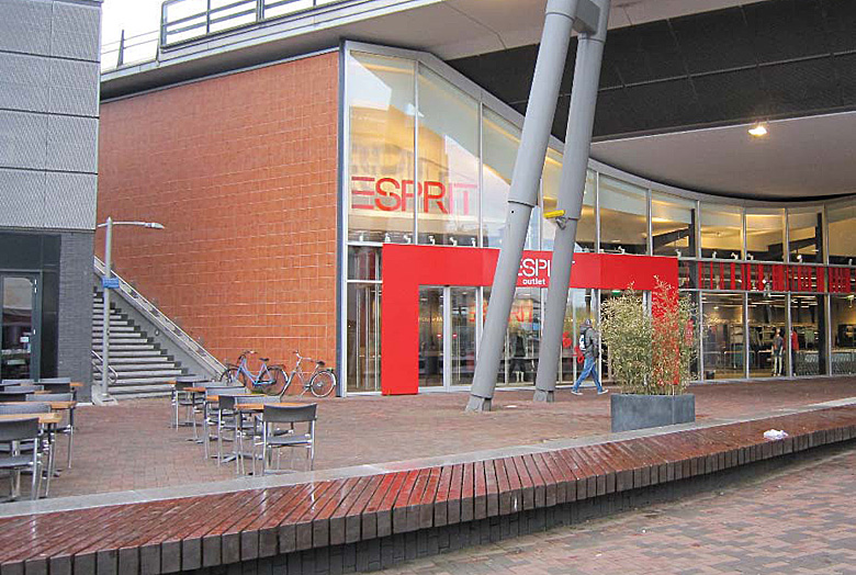 New fund for Esprit outlet in Amsterdam   3stone Real Estate