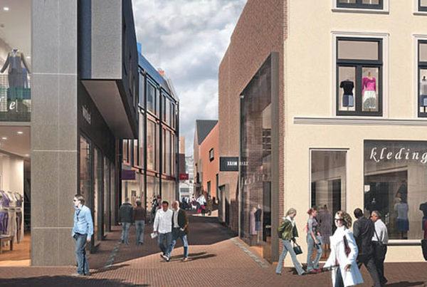 UBS Asset Management neemt winkel- en woningproject Catharinasteeg in Leiden over van MRP