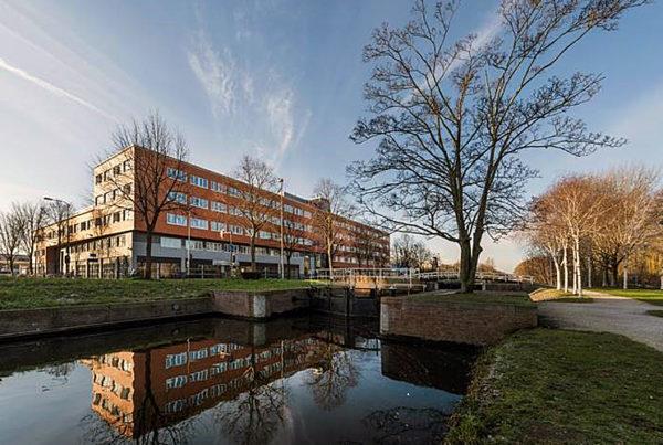 Spaces opent nieuwe locatie van ca. 8.400 m<sup>2</sup> in Amsterdam-Westerpark