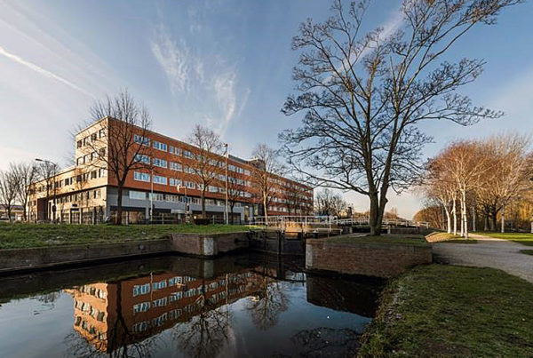 Spaces opens new location of approx. 8,400 m² in Amsterdam-Westerpark