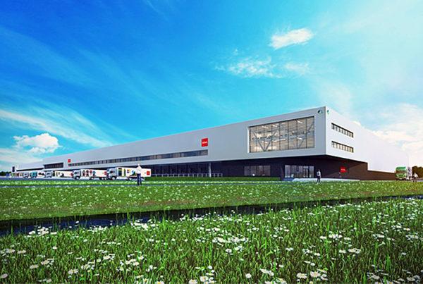 Prologis bouwt 34.000 m2 dc voor HEMA