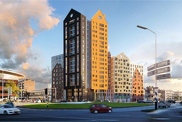 Syntrus Achmea koopt 235 woningen in Eindhoven van SDK Vastgoed