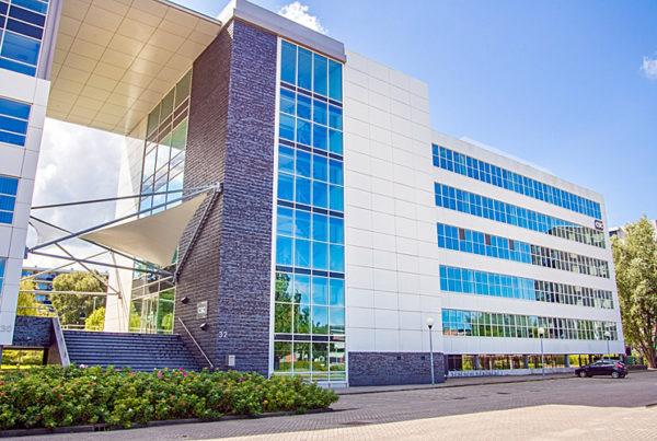 Regus huurt 2.400 m<sup>2</sup> in Sirius Building Leiden