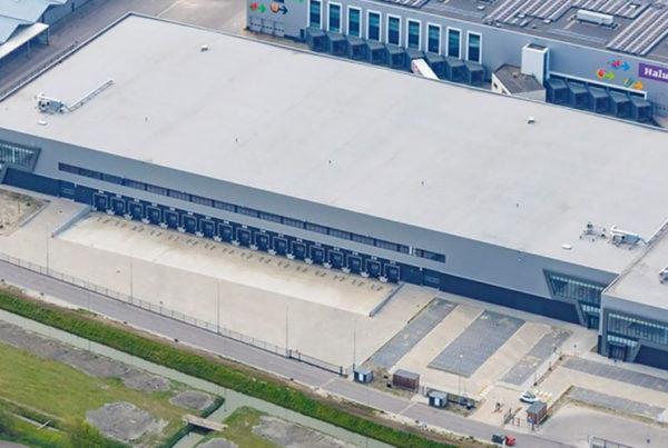 TSN Groen huurt ca. 14.500m² in het Urban Logistics Park in Bleiswijk