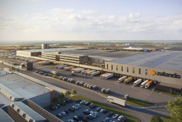 Somerset en USAA Realco verkopen mega-DC Zalando aan Aziaten
